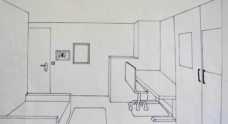 01 02 unit perspektivische darstellung for 3d raum zeichnen